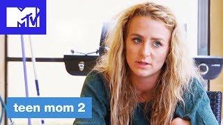 'Leah's Tough Reality' Official Sneak Peek   Teen Mom 2 (Season 8)   MTV