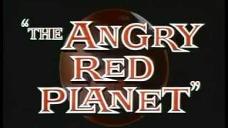 50 The Angry Red Planet 1959 Trailer
