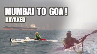 KAYAK MUMBAI TO GOA  full video | Kaustubh Khade