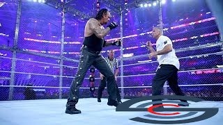 The Undertaker Vs Shane Mcmahon Wrestlemania 32 full match HD shane mcmahon entrance