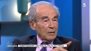 « Idiss » : Robert Badinter Raconte L'histoire D'une Famille Juive Au XXe Siècle