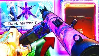 STEN IS TOO GOOD... DARK MATTER 😱 - Black Ops 3 Update