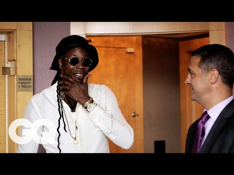 2 Chainz Stays in a 25K a Night Hotel that Comes with a Maybach Most Expensivest Sh t GQ