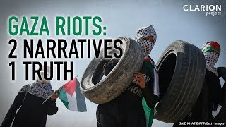 The real story behind the Gaza riots