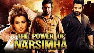 The Power of Narsimha (Narasimhudu) Hindi Dubbed Full Movie | JR NTR, Amisha Patel