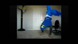 Awesome breakdance