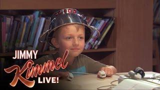 Jimmy Kimmel Lie Detective #6