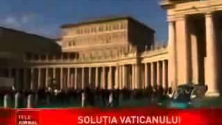 Vaticanul, condusă de Illuminati şi Oculta Mondială? Se pare ca da...