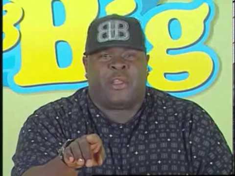 big black man pon