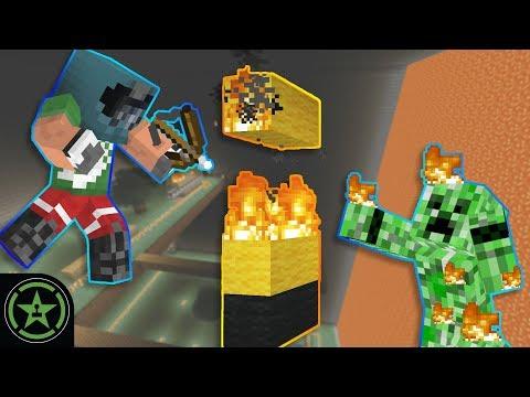 Xxx Mp4 Woke Up On Fire Minecraft Lava Wall X 325 Let S Play 3gp Sex
