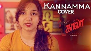 Kannamma (Cover) - Kaala   Reshma Shyam   Raag