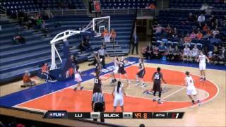 Bucknell WBB vs. Lehigh Highlights 1/14/16