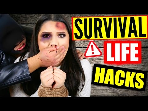 Emergency Life Hacks That Can Save Your Life One Day