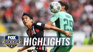 Eintracht Frankfurt vs. 1899 Hoffenheim   2019 Bundesliga Highlights
