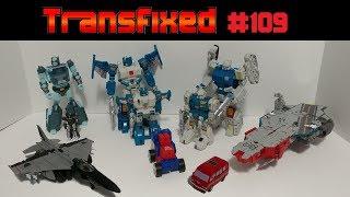 #109 - Takara Kup, Wooden Transformer, & Other New Stuff