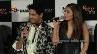 Alia Bhatt Funny Answer For General Knowledge And Chamistry