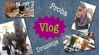 Vlog - 150 youtubera na jednom mestu - PROBA!