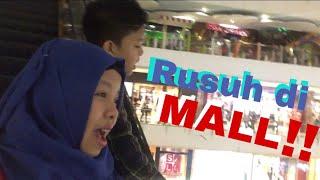 BIKIN RUSUH DI MALL!! - FATIMVLOG