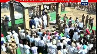 Sarabjit Singh cremated with full state honours amid tears & anger
