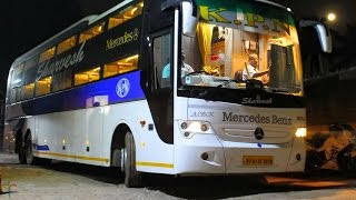 Mercedes Benz Sleeper Bus | KPN Travels| #RCBuses | India