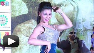 Hot Urvashi Rautela's Dance Performance On JAD MEHNDI LAG LAG JAAVE  - SINGH SAAB THE GREAT
