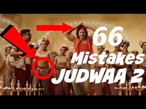 Xxx Mp4 66 Mistakes In JUDWAA 2 Full Hindi Movie Varun Dhawan 1 Movie Mistakes Video 3gp Sex