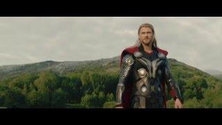 Scena finale Avengers age of ultron/Civil war