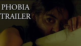 Phobia Official Trailer Out 2016 | Radhika Apte