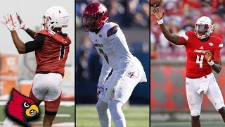 Top 3 Breakout Candidates | Louisville Football 2018