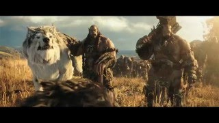 new trailer Warcraft Official  #1 2016   Travis Fimmel, Dominic Cooper Movie HD