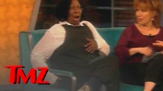 Whoopi Goldberg's HUGE Fart on