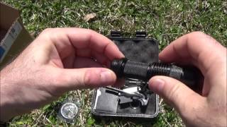 Stealth Angel Survival -Every Day Carry Kit- Unboxing & Review