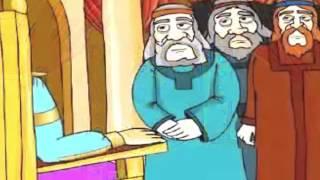 قصة سيدنا سليمان عليه السلام كاملة , قصص الانبياء , كرتون