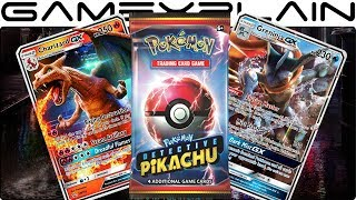 CG Pokémon from Detective Pikachu Movie Coming to the Trading Card Game!