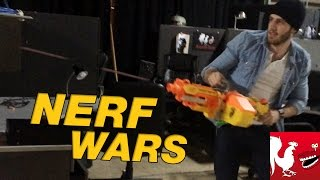 RT Life - Nerf War at the Office