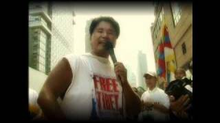 Why i walk for Tibet? Tribute to late Jigme Norbu la