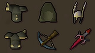 Hardcore Ironman 9 - More Barrows Items + Questing
