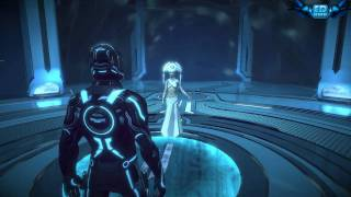 Tron Evolution PC Walkthrough Part 7 Chapter 3 Arjia  Maximus Settings 720p