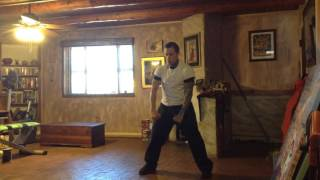 Form 3 (complete) - Kenpo Karate