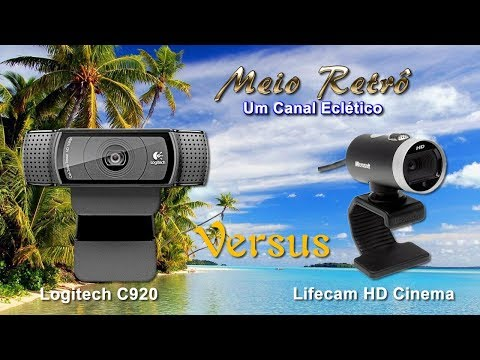Webcam Logitech C920 X Lifecam HD Cinema