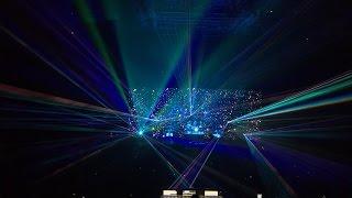 Jean Michel Jarre - Stardust (HD) Live in Oslo Spektrum,Norway 28.10.2016