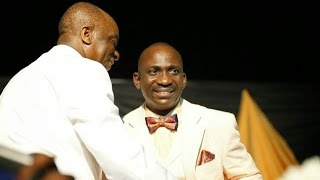 Dr. Paul Enenche Ministering @ Winners International Ministers Conf; Canaanland