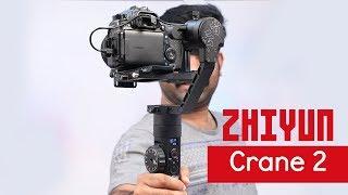 Zhiyun Crane 2 Unboxing and Reviews Malayalam