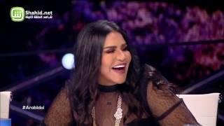 Arab Idol – العروض المباشرة – وليد بشارة  – قمري وبتضلي قمري