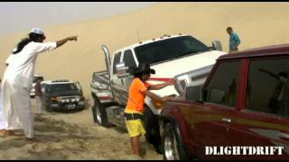 Ford F650 Rescue in Sealine - فورد يسحب في سيلين