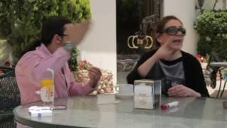 حلقة من الكاميرا الخفية اجاك الدور 2016 (الفنانة السورية وفاء موصللي) مدتها نصف ساعة تلفزيونية