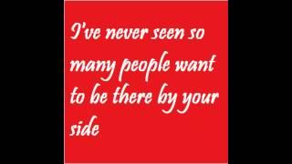 Chris DeBurgh - Lady In Red (Lyrics)