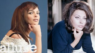 Emily Ratajkowski Transforms Into Sex Symbol Sophia Loren | Allure
