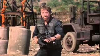Explosive Bloody Violent Chuck Norris Shootout