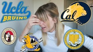 I was rejected from every college (not clickbait)